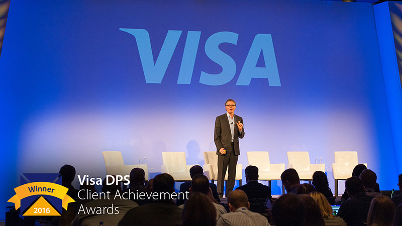 visa dps client achievements awards